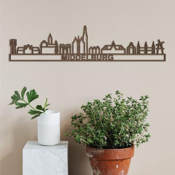 Skyline Middelburg (mini)